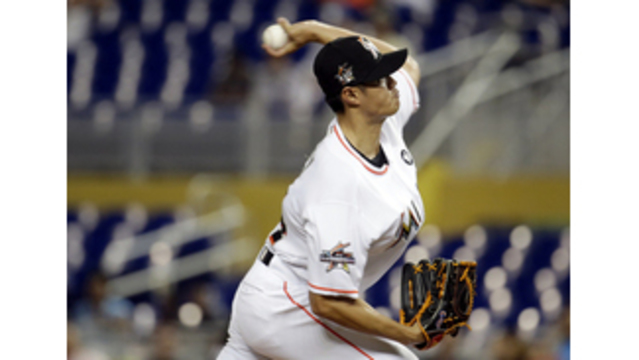 Marlins' Chen not expected to be ready for opening day