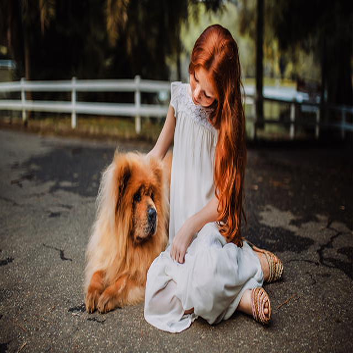 Benefits to raising children around pets