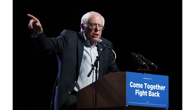 Bernie Sanders to Seek Re-election