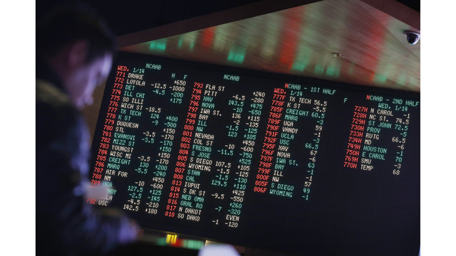 Supreme Court makes sports betting a possibility  nationwide