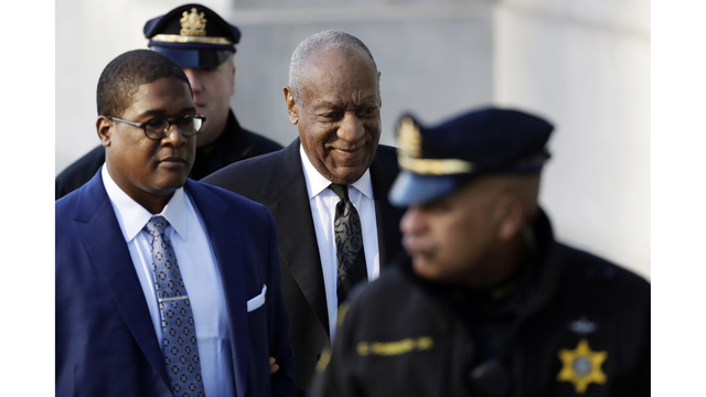 Cosby jury ends Day 1 without a verdict