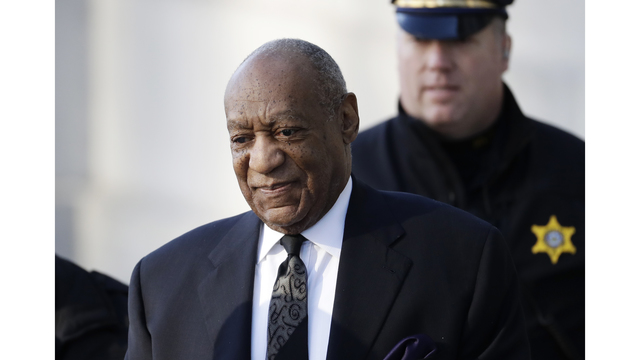 Cosby's legal team continues pressuring judge to quit, delay retrial