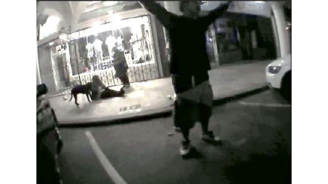 LAPD officer won't face charges in killing of unarmed man
