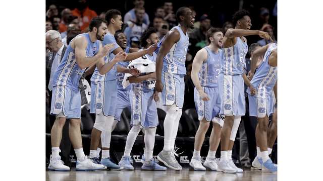 North Carolina beats Miami 82-65 and gets Duke next at ACC