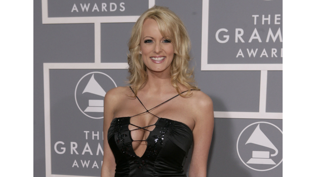 CBS says work needed before Stormy Daniels interview airs