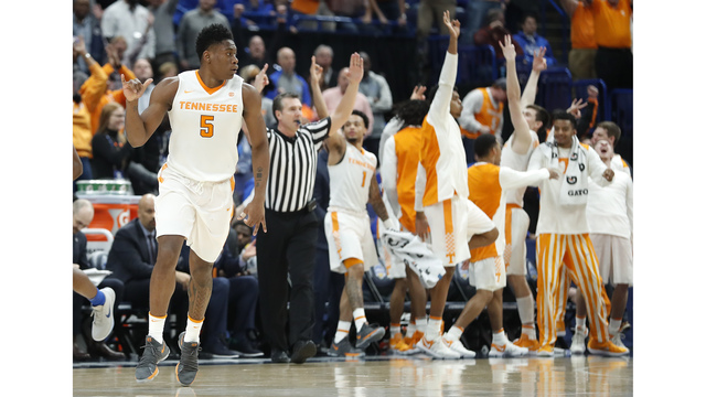All the ways you can watch Tennessee's NCAA Tournament opener