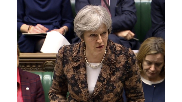 EU pressing UK to speed up Brexit negotiations