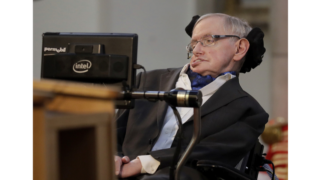 Public ballot opens for Hawking thanksgiving service