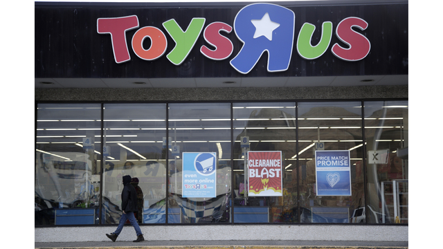 Toys R Us files closure notices in several states