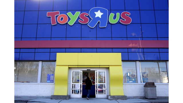 Billionaire wants to buy Toys 'R' Us stores, revamp them