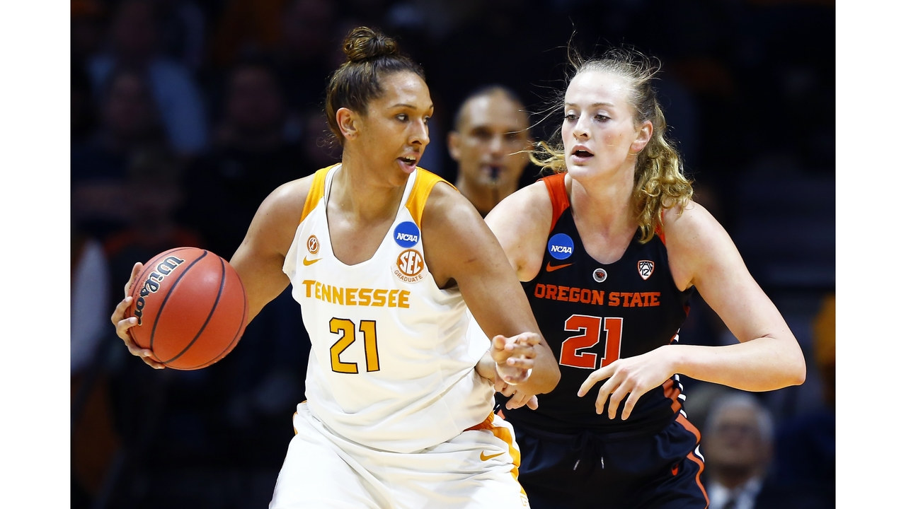 Lady Vols fall to Oregon State in NCAA tournament