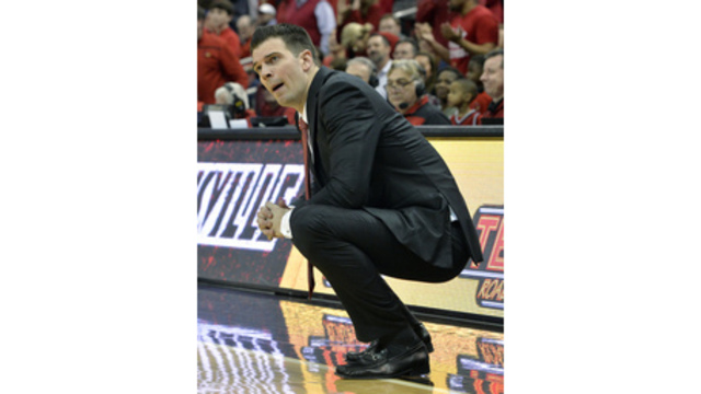 David Padgett Out As Louisville Coach