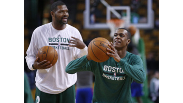 Walter McCarty Leaving Celtics For Head Coaching Job At Evansville