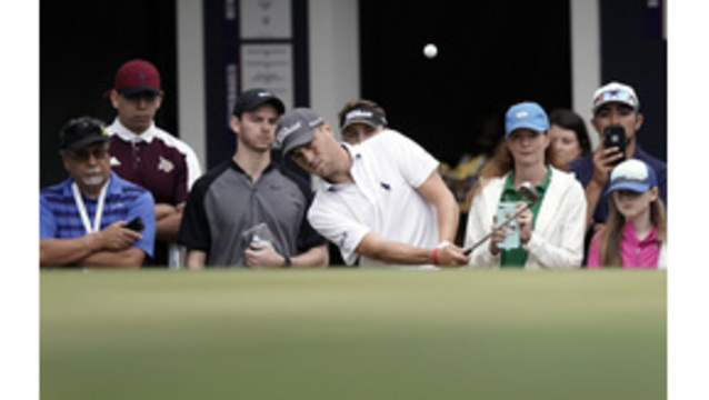 Justin Thomas enjoys another short round in Match Play