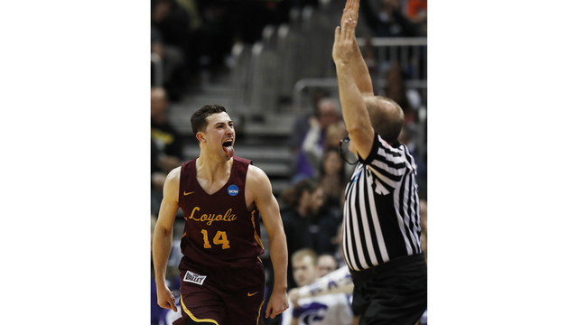 How Unlikely Is Loyola's Run to the Final Four — March Madness