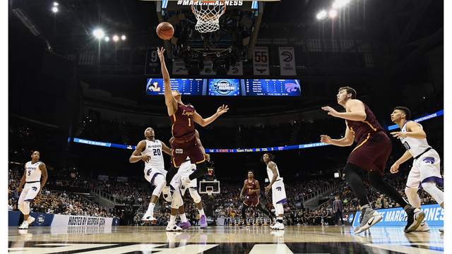 Chicago's pro teams and athletes salute the Final Four bound Loyola Ramblers