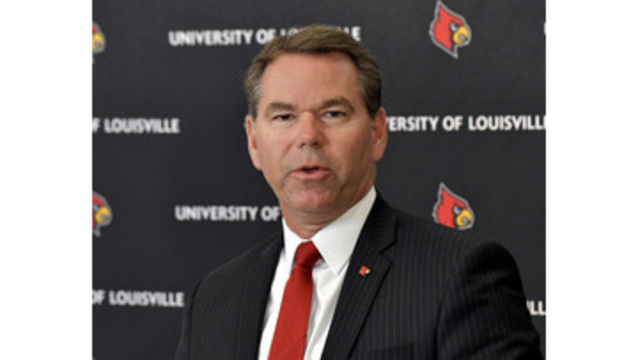 Vince Tyra named UofL athletic director