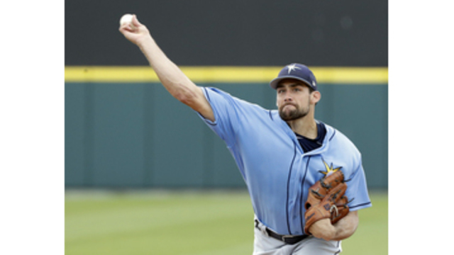 Rays P Eovaldi to have surgery on elbow