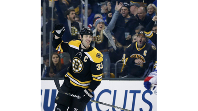 Bruins On Top In The East
