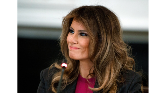 Should Melania leave Trump? 34% of voters say 'Yes'