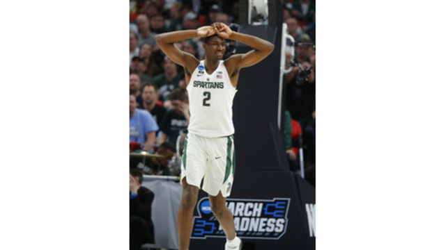 Michigan State's Jaren Jackson Jr. declares for 2018 NBA Draft