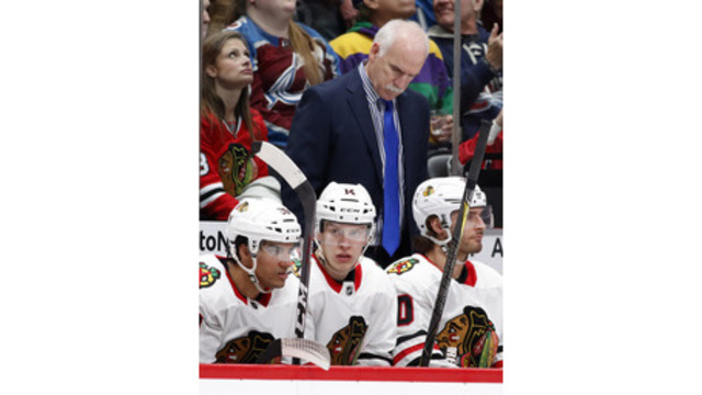 Blackhawks to retain head coach Quenneville
