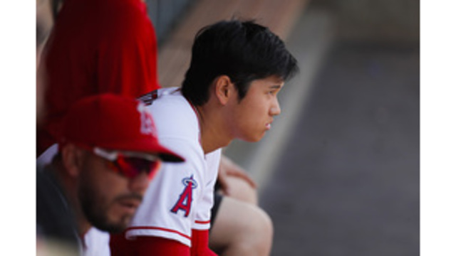 LEADING OFF: Ohtani goes for Angels, Arrieta debut for Phils