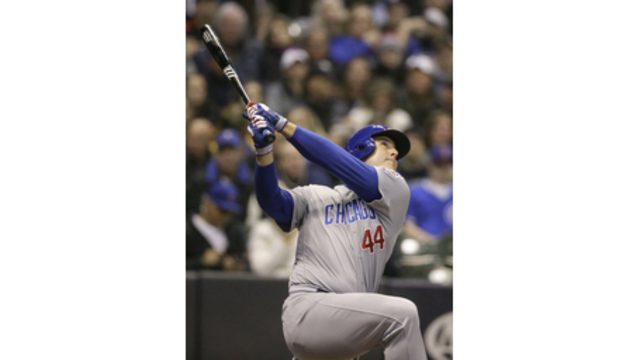 Cubs' Rizzo headed to DL