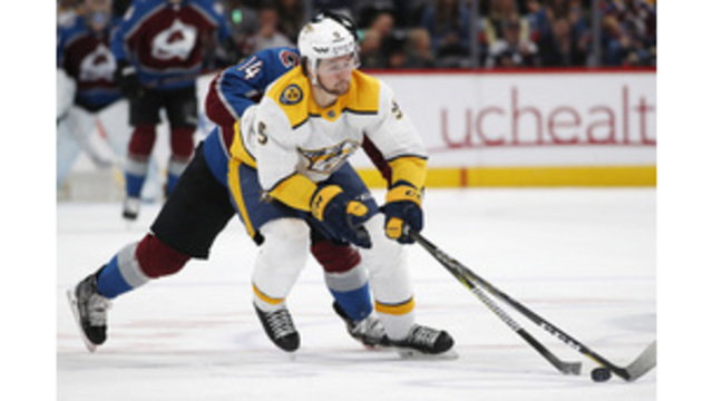 Predators vs. Avalanche Game 1: Full highlights, final score and more