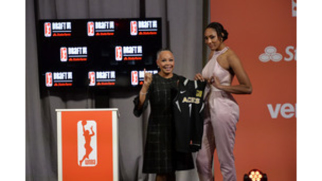 A'ja Wilson Is First Pick in WNBA Draft