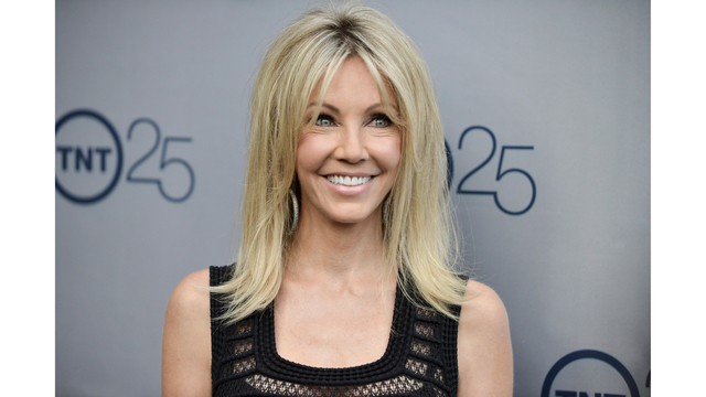Actress Heather Locklear hospitalized after threatening to shoot herself, report says