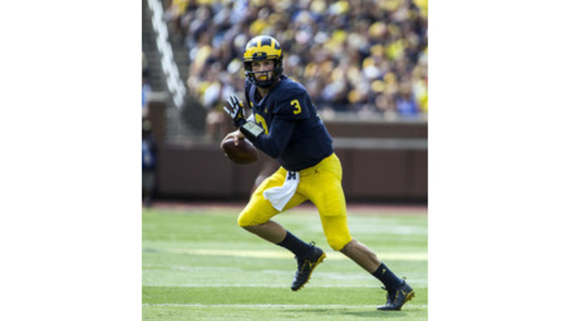 Ex-Michigan QB Speight indicates he's moving to UCLA