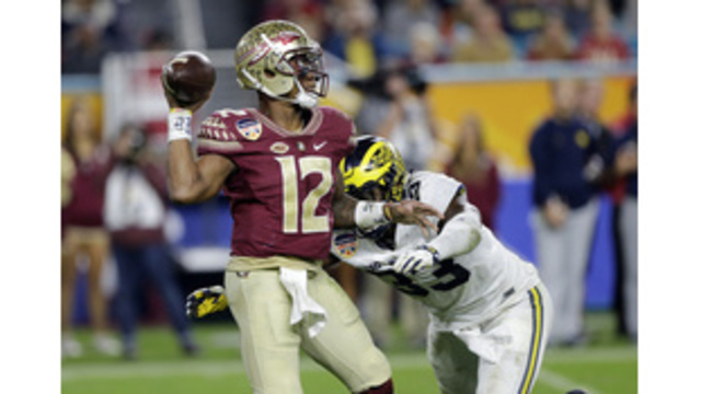 Florida State QB Deondre Francois facing misdemeanor marijuana charge