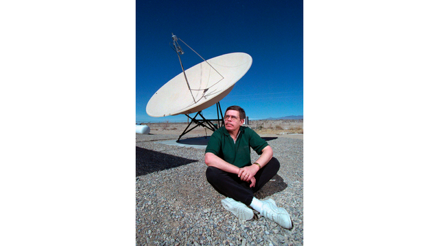 Famed paranormal radio host Art Bell has died in Pahrump