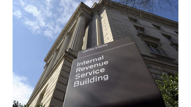 IRS website suffers partial outage on Tax Day