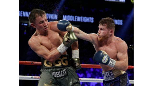 Canelo Alvarez to serve six-month suspension for failed drug tests