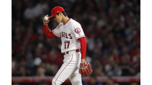 Watch Angels' Shohei Ohtani vs. Red Sox