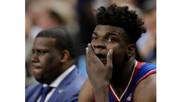 Kansas center Udoka Azubuike entering NBA Draft without agent