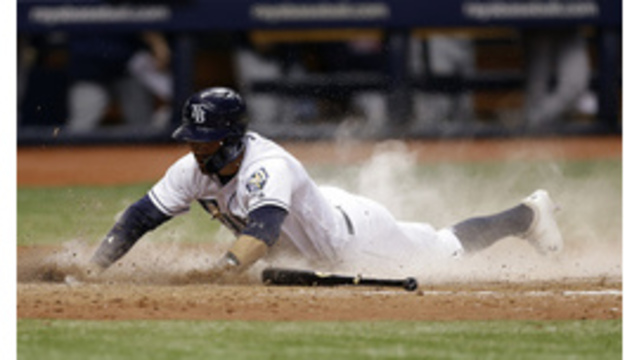 Cron homers twice as Snell, Rays dominate Twins