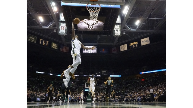 Bucks unleash Maker, Delly in National Basketball Association playoff win over Baynes' Celtics