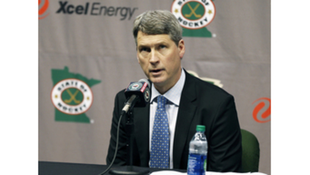 Wild don't renew contract of GM Chuck Fletcher