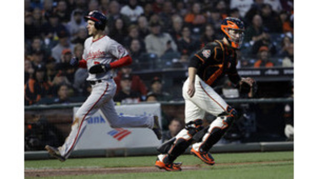 Washington Nationals vs. San Francisco Giants, 4-25-2018 - Expert Prediction