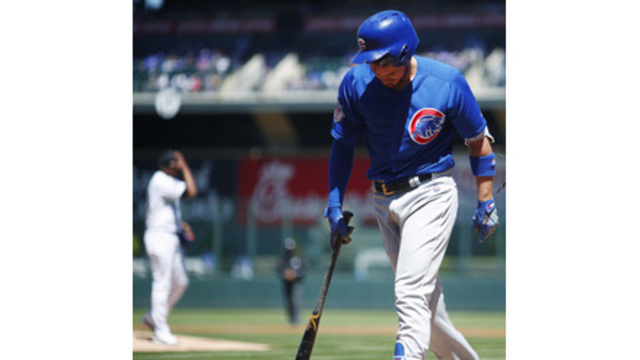 Cubs welcome Bryant, Zobrist back to lineup