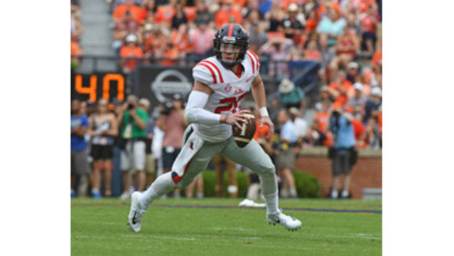Shea Patterson to be ruled eligible for 2018 season