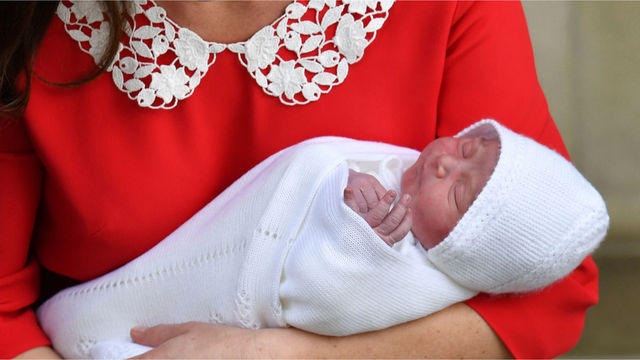 World awaits revelation of new royal baby's name
