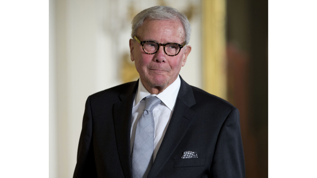 Women Accuse Tom Brokaw of Sexual Misconduct