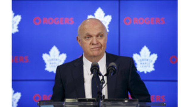 Maple Leafs say Lamoriello will not return as GM next season