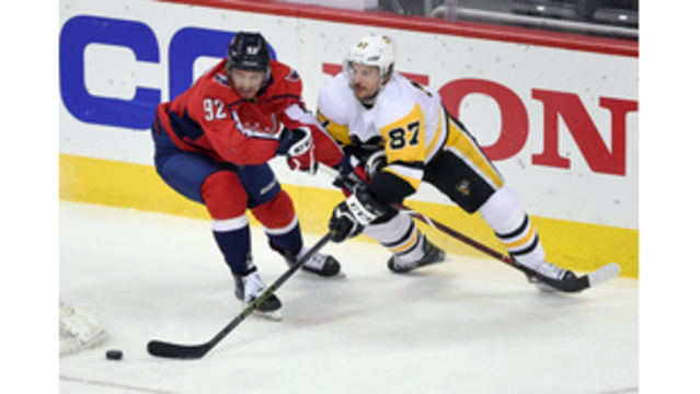 Penguins battle through gritty Game 4 to pull level with Capitals