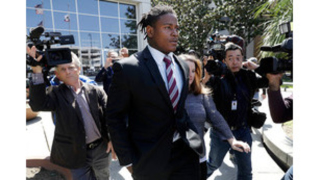49ers' linebacker Reuben Foster due in court today