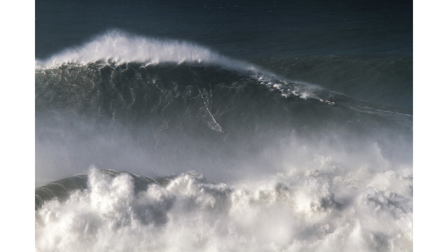 Surfer Breaks Record for Biggest-Ever Wave